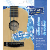 Guitar Strings - Blue