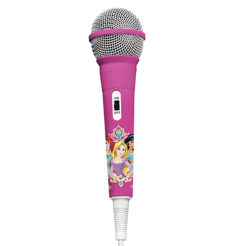 Microphone with Patch Cord: Princess