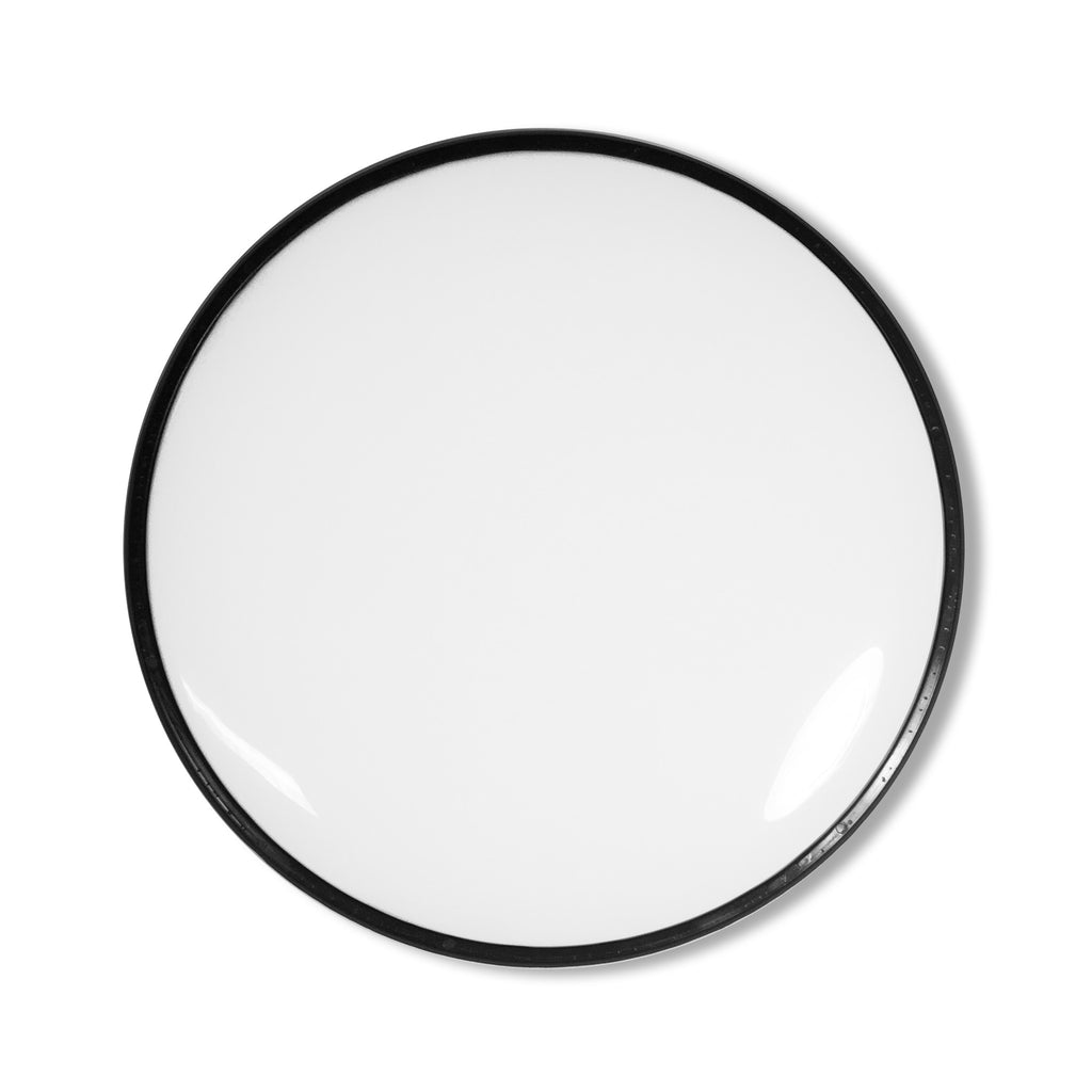Drum Head: Black, Clear, White