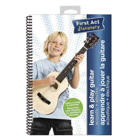 Learn & Play: Guitar Book
