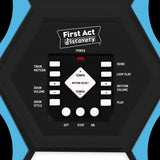 Electronic Drum Pad: Epic Rock Blue