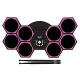 Electronic Drum Pad: Epic Rock Pink
