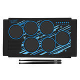 Electronic Drum Pad: Monsta Jam Blue