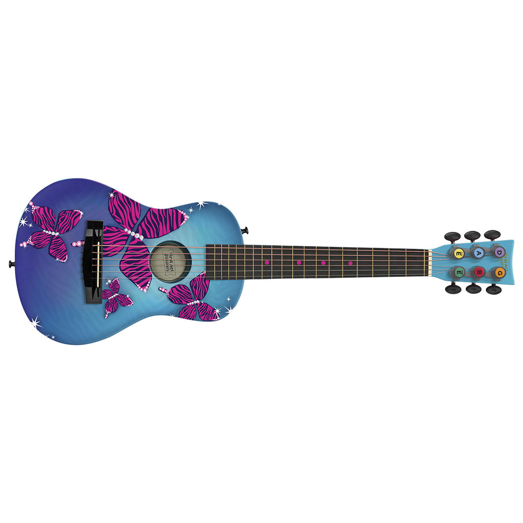 Acoustic Guitar: Blue Butterflies