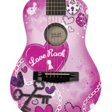 Acoustic Guitar: Love Rock