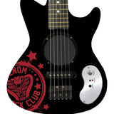 Portable Electric Guitar: Venom Rock Club