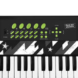 Electronic Keyboard: High Voltage