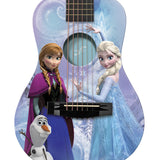 Acoustic Guitar with Picks: Frozen