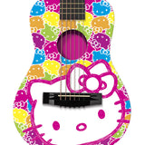 Acoustic Guitar: Hello Kitty