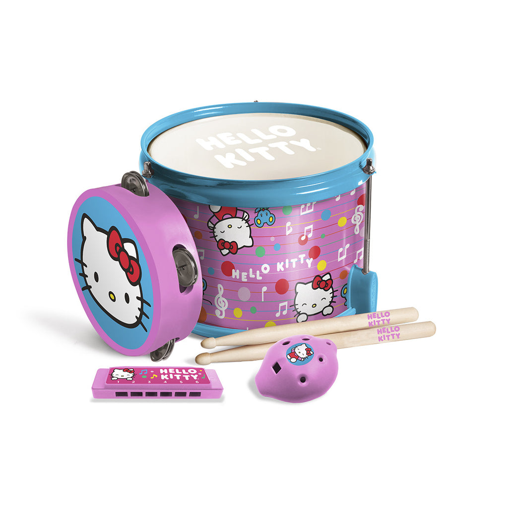 Fun in a Drum: Hello Kitty