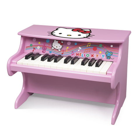 Piano: Hello Kitty