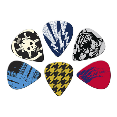 Guitar Picks: Designer Series