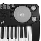 Keyboard: 54-Key Digital