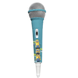 Microphone with Patch Cord: Minions