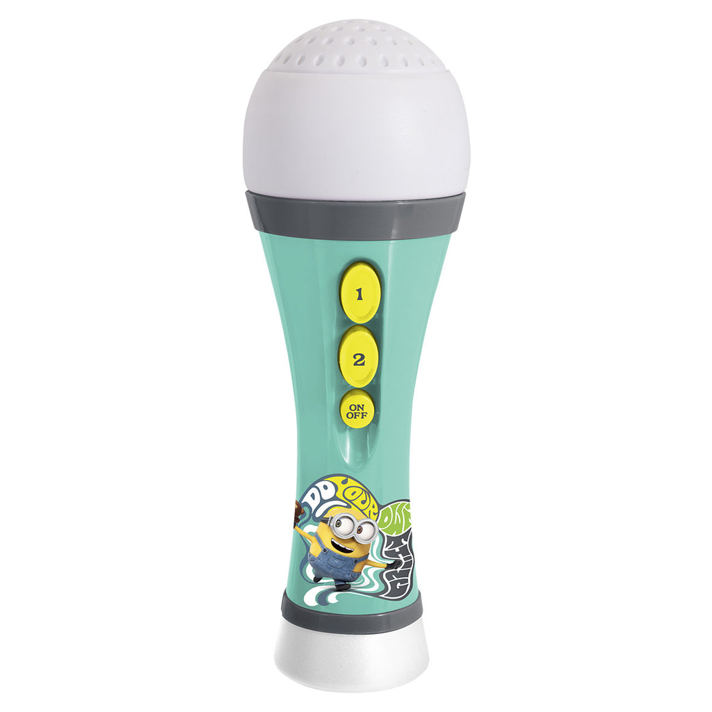 Microphone: Minions
