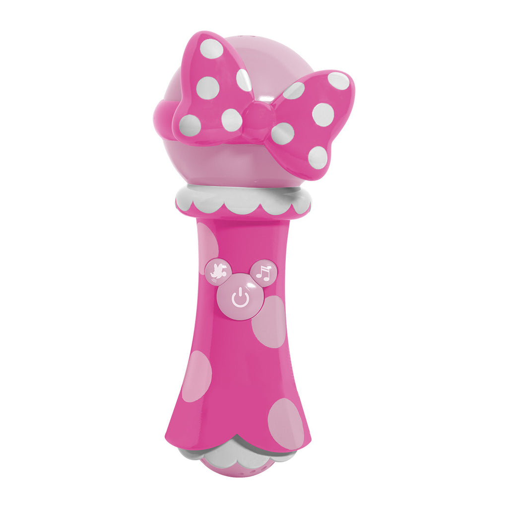 Microphone: Minnie