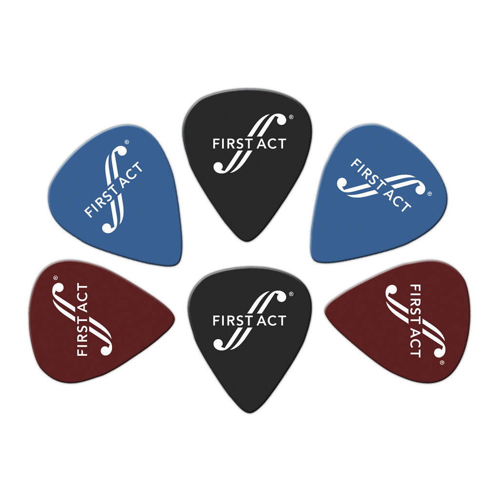 Guitar Picks: Plain