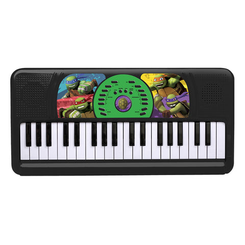 Keyboard: Teenage Mutant Ninja Turtles