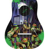 Mini Guitar: Teenage Mutant Ninja Turtles