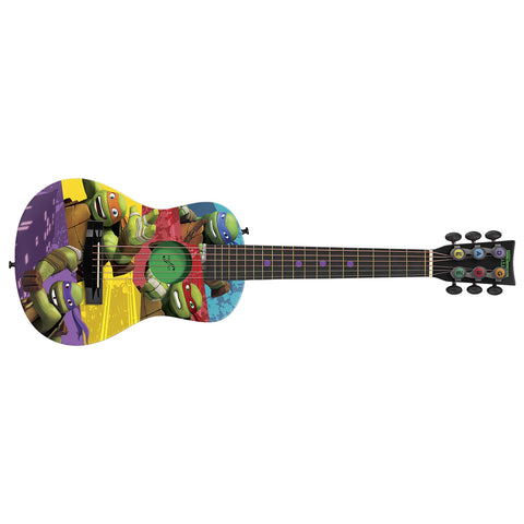 Acoustic Guitar: Teenage Mutant Ninja Turtles