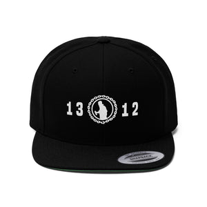 Open image in slideshow, Graff-League 1312 – Flat Bill Hat - Vandal Wisdom