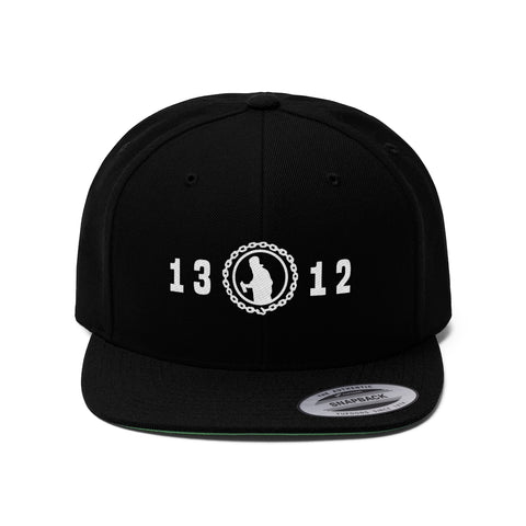 Graff-League 1312 – Flat Bill Hat - Vandal Wisdom