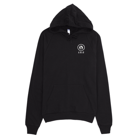 Graff League 1312 Black Hoodie