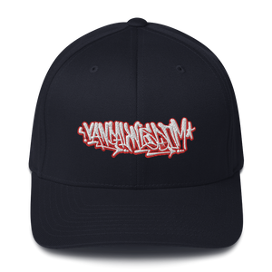 Open image in slideshow, Handstyle Scribbles - flexfit Twill Cap