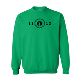 Graff League Irish Green Crewneck Sweatshirt
