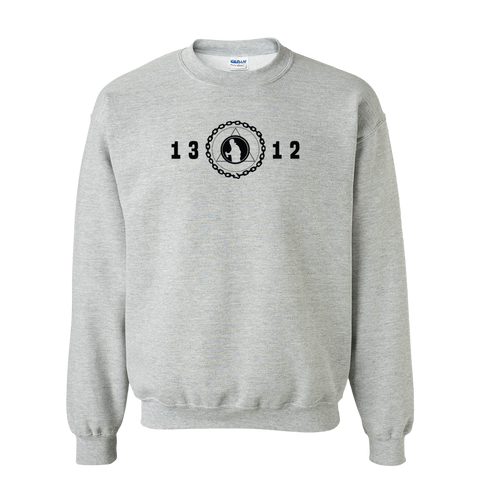 Graff League Sport Grey Crewneck Sweatshirt