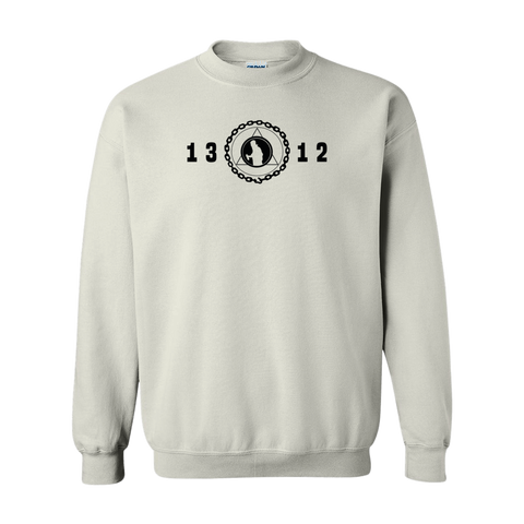 Graff League White Crewneck Sweatshirt