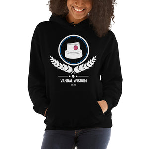 Open image in slideshow, Pink Dot Pullover - Vandal Wisdom