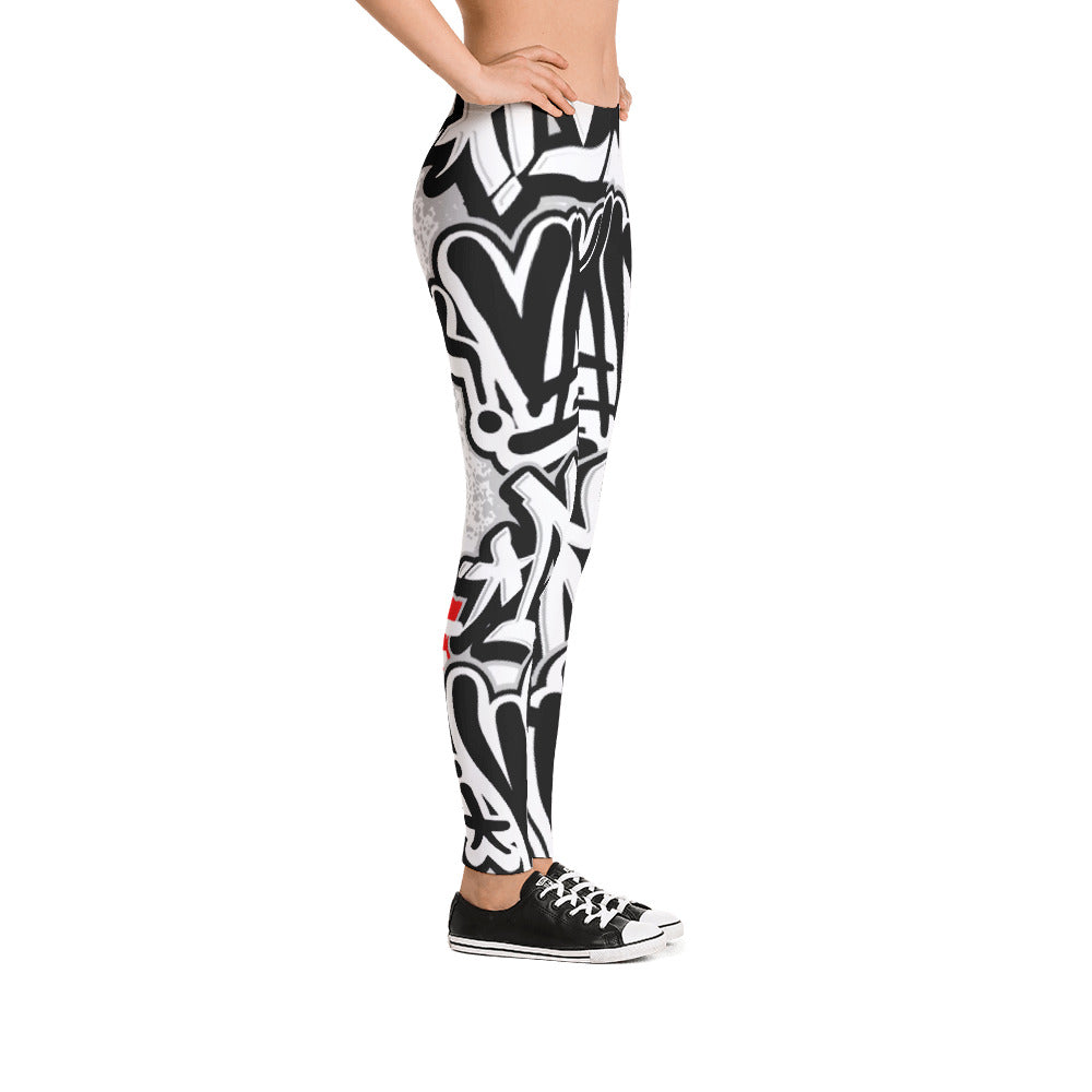 Leggings - Vandal Wisdom