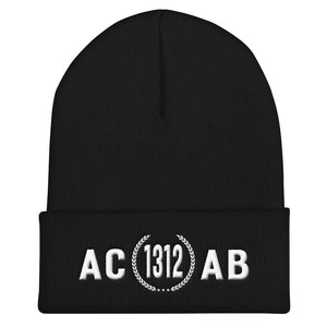 Open image in slideshow, ACAB 1312 - Otto Cap Beanie Embroidered - Vandal Wisdom