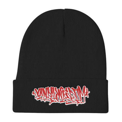 Hardcore Handstyle Beanie by Vandal Wisdom Streetwear Co. since 2015 based out of Toronto
