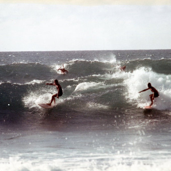 BILLY SAUTNER: THE EARLY WAVE-RIDERS OF ROCKAWAY