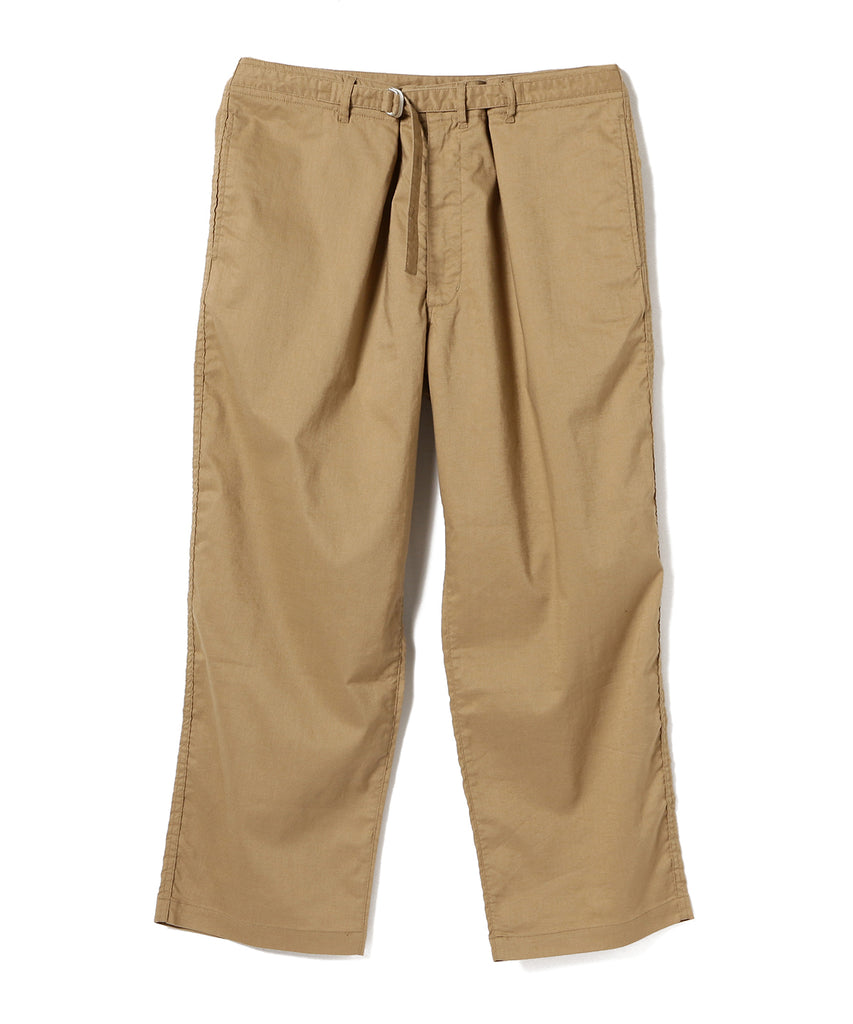 BERK LINEN UNIFORM PANT