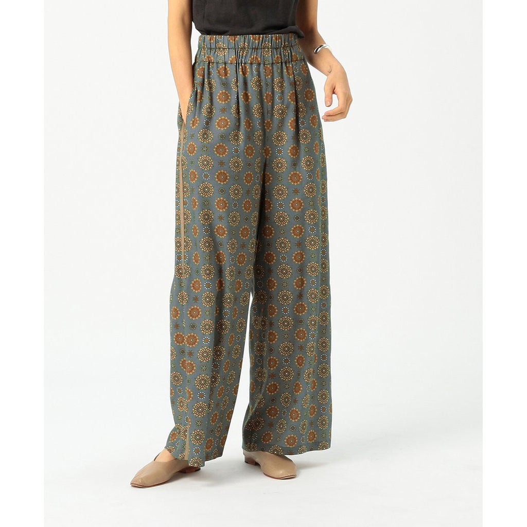 JAMES PRINTED EASY PANT