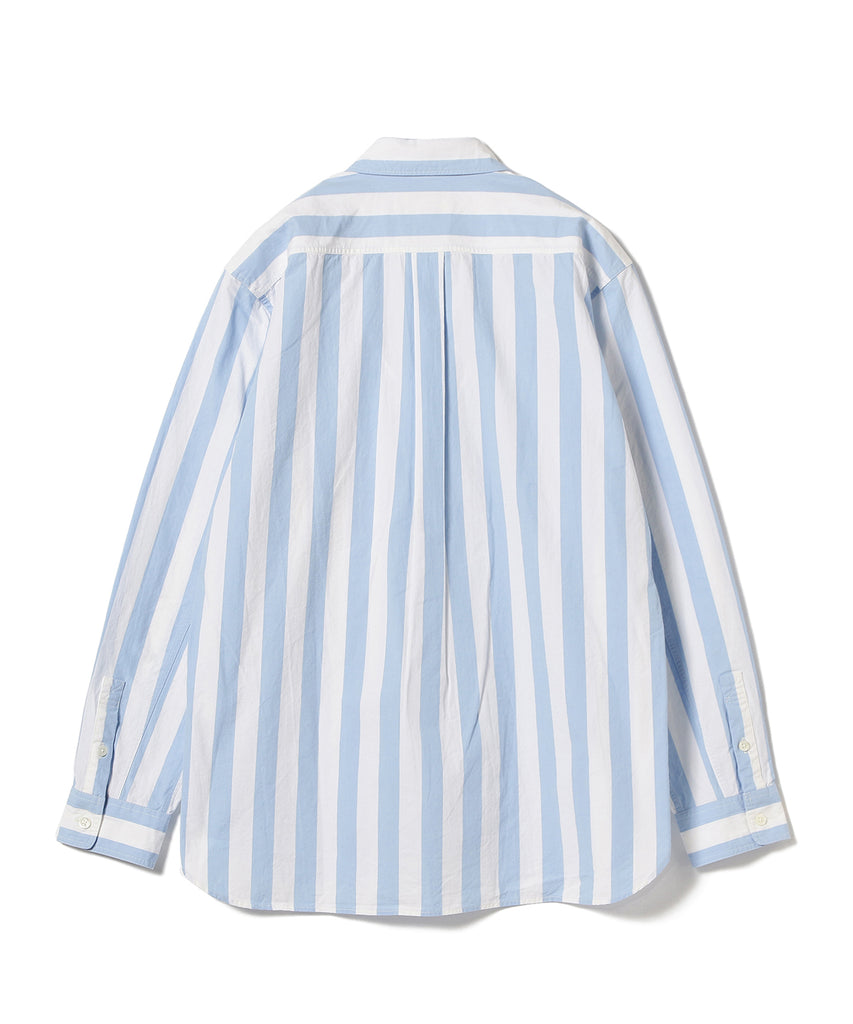 PAYNE CHAMBRAY STRIPE SHIRT