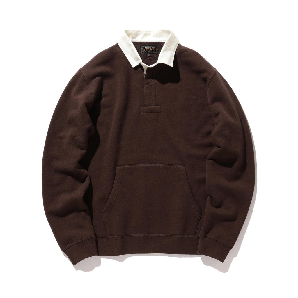 BEAMS PLUS COTTON FLEECE RUGGER