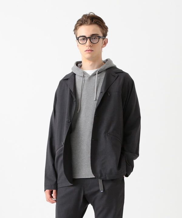 SPENCER COMBAT WOOL JACKET
