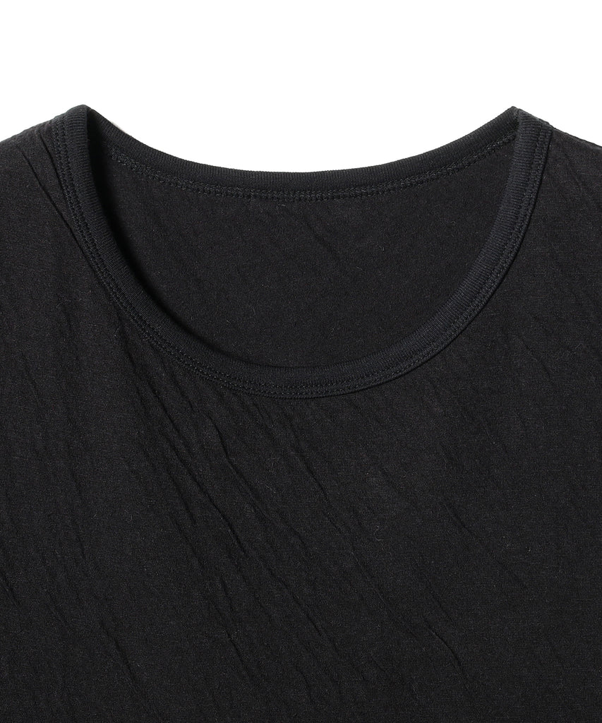 EMILY DOUBLE LAYER CREW TEE