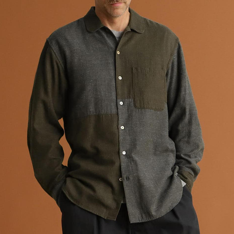 ATLAS PATCHWORK SHIRT