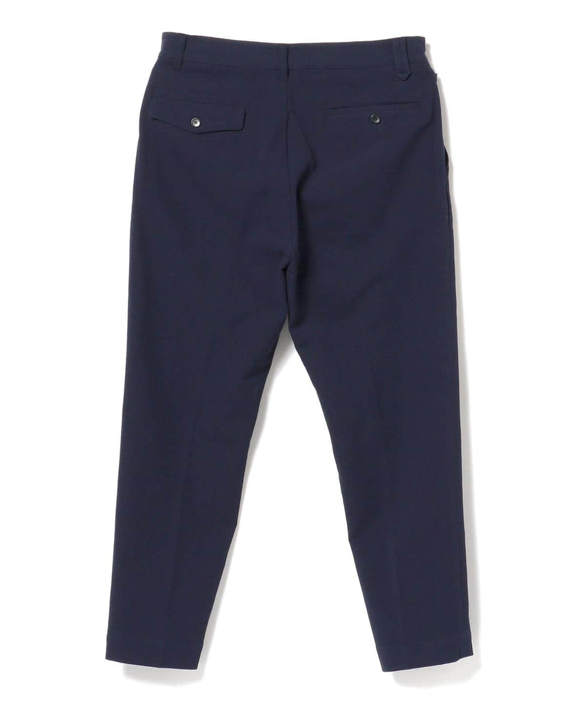 DUNCAN ORGANIC COTTON PLEATED PANT