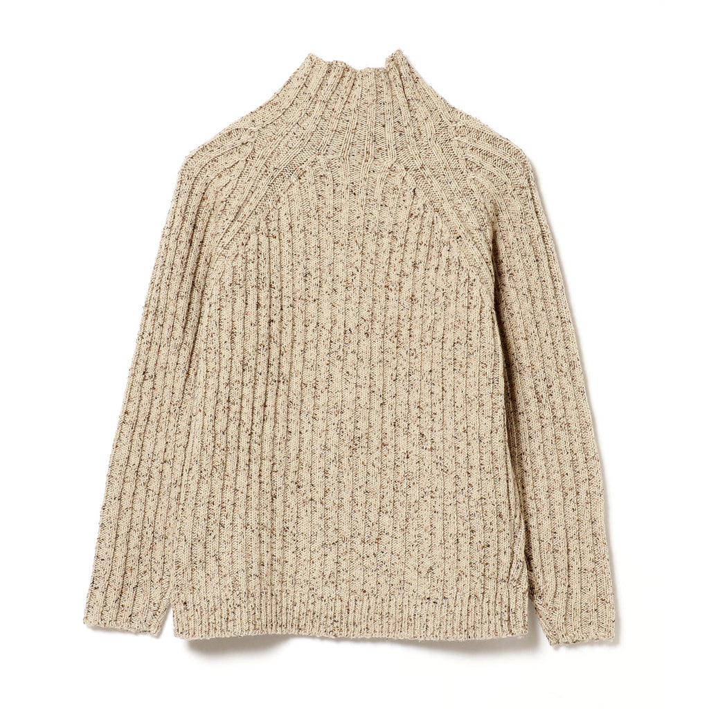 ADELE FUNNEL NECK SWEATER
