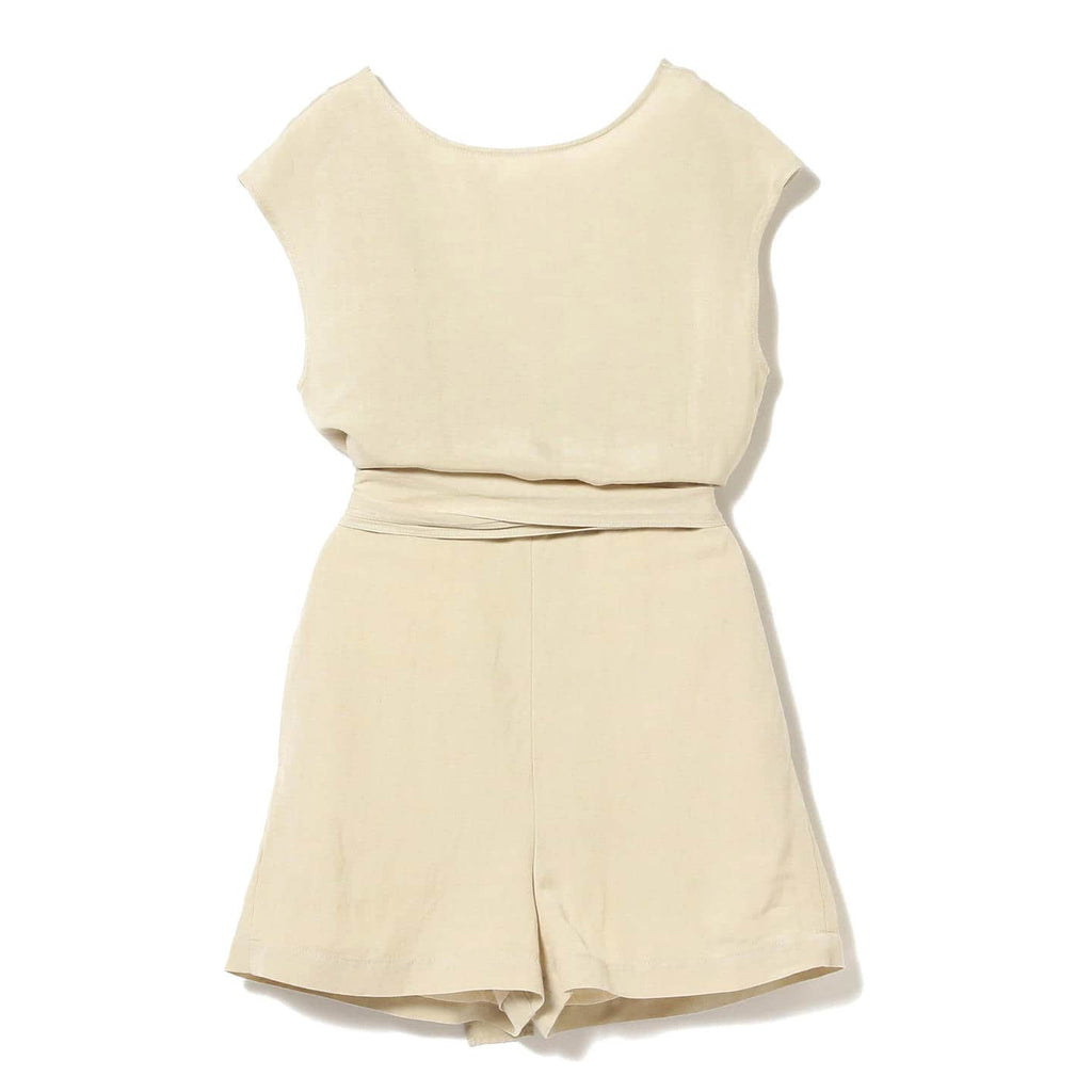 IVY WRAP PLAYSUIT