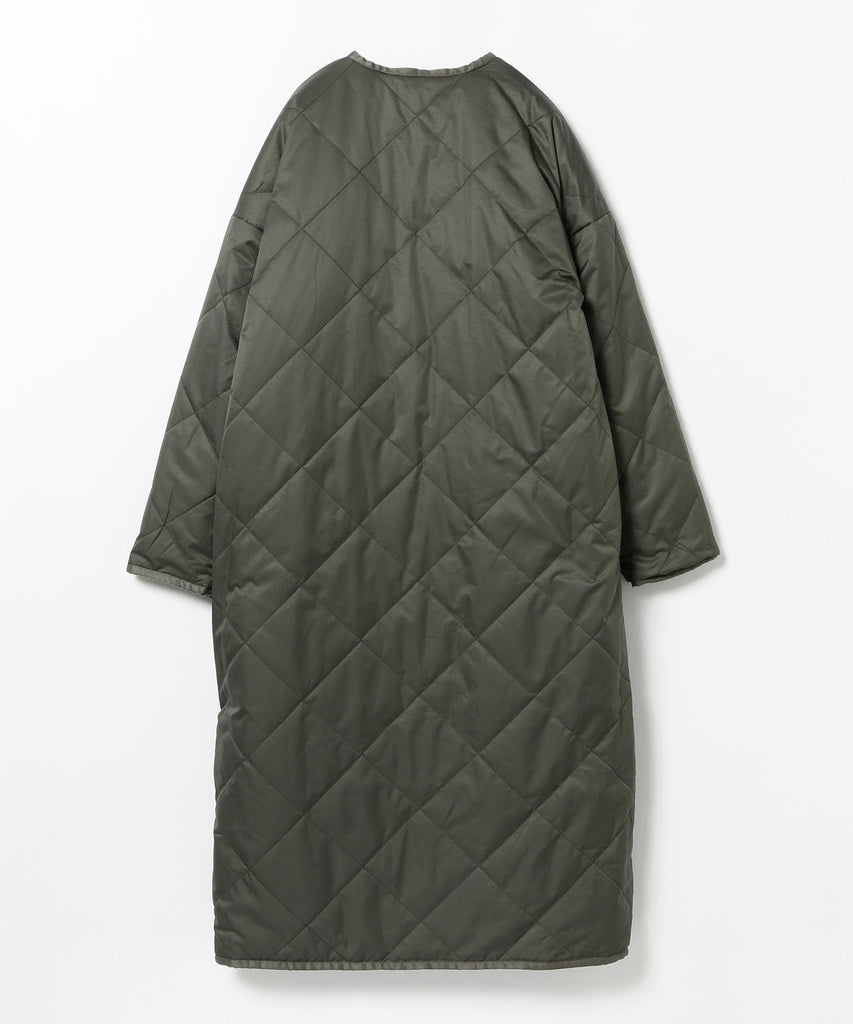 MARGOT QUILTED REVERSIBLE COAT