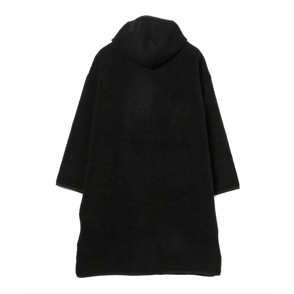 MUNROE WOOL FLEECE HOODED JACKET