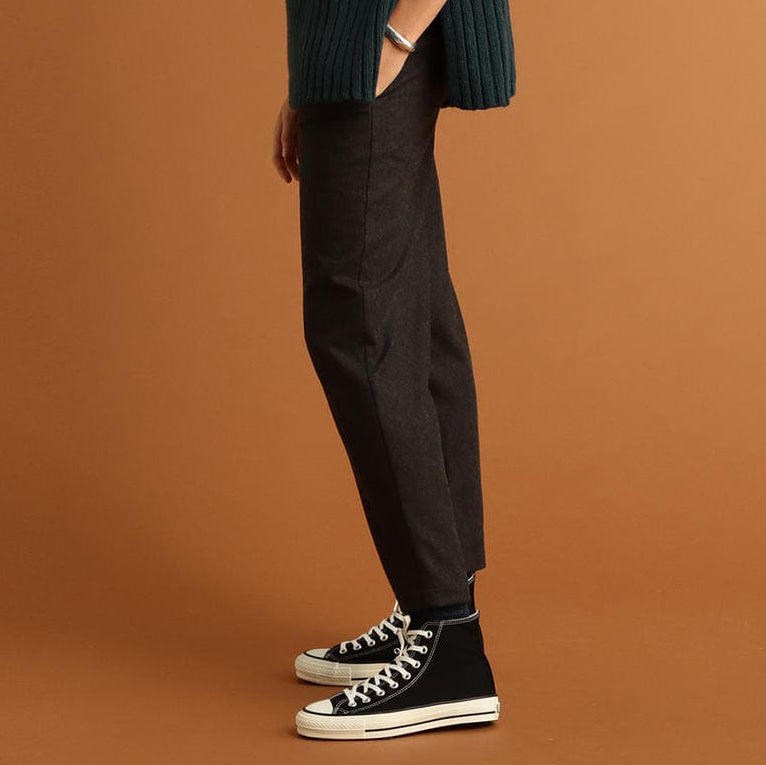 Rosa Recycled Wool Relaxed Pant