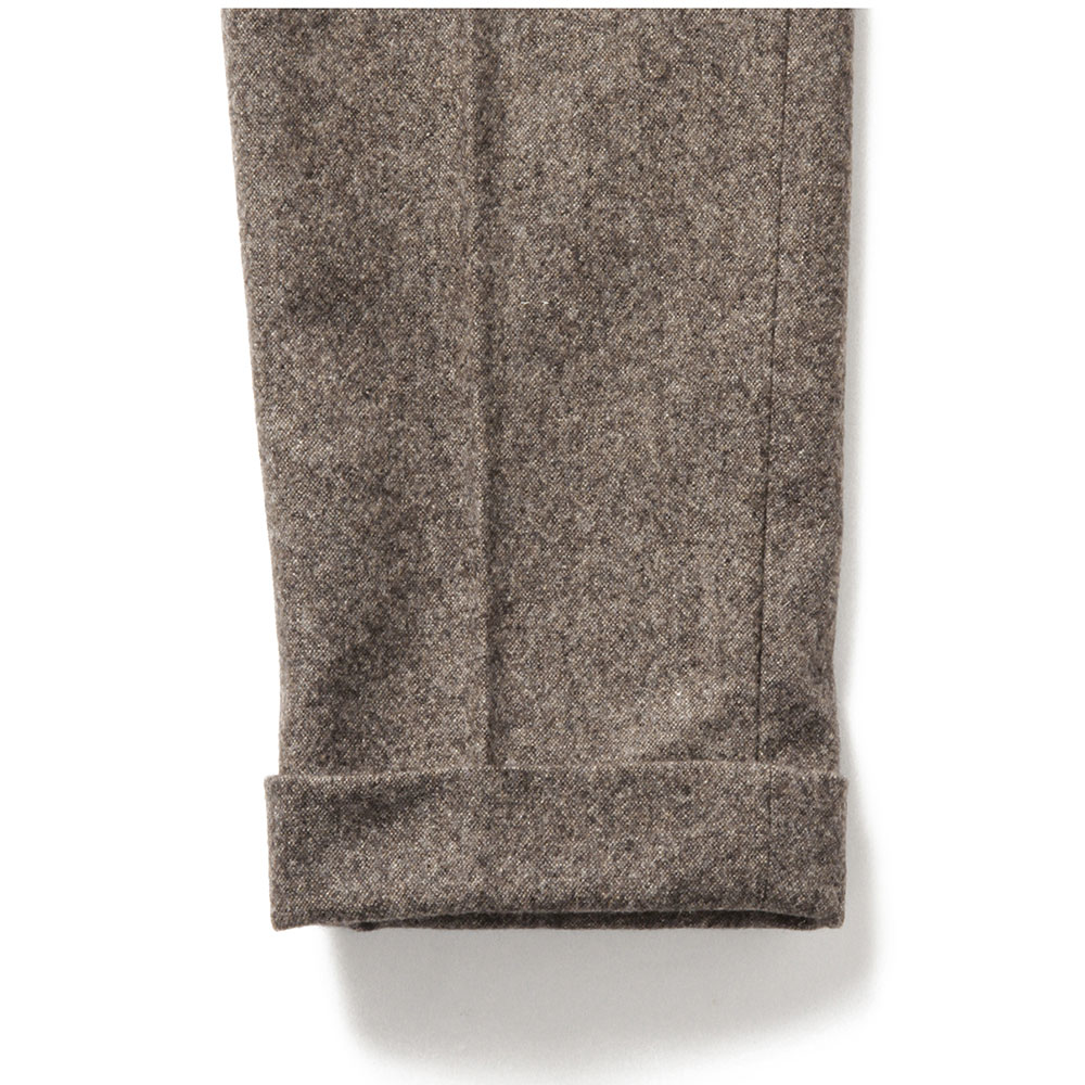 VITA TWEED WOOL TROUSER